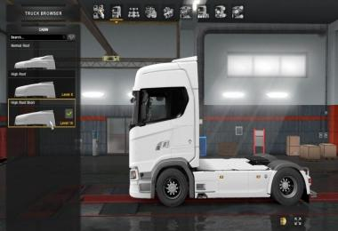 8x4 Cabin for all Chassis 1.31.x