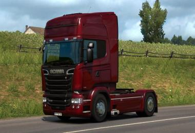 All RJL's Scanias workins in ETS 2 1.31 – FIX