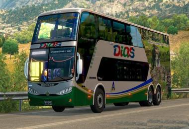 Busscar Panorámico DD 2006 6x2 v1.0