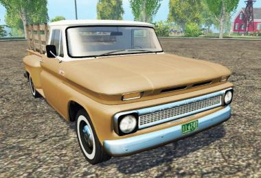 Chevrolet C10 1966 fleetside lwb v1.0