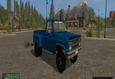 Chevy K30 (Real Credits) v1.0