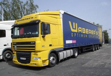 DAF Open Pipe Sound v8.0