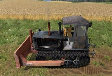 DT-54 and bulldozer v1.0