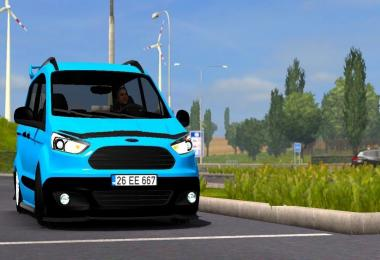 ETS 2 Ford Tourneo Courier v1.0