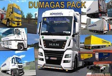 ETS2 Dumagas Pack v1.0