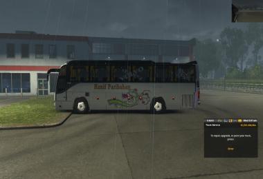 B12BTX Bus + Passenger mods + Hanif Bus skin BD HD texture v1.01