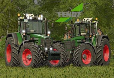 Fendt Favorit 800 Series v4.0 Final Full