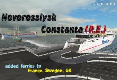 Ferry S.Region - Romania v1.0