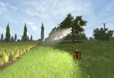 Field and forest spotlights Placeable v1.0