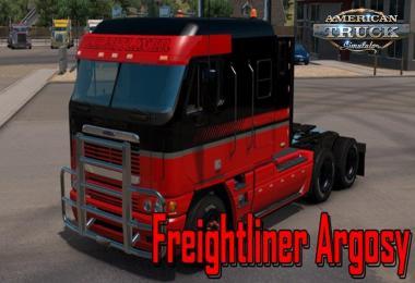 Freightliner Argosy Reworked v2.3.2 [1.31.x]