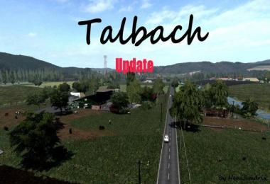 FS17 Talbach Update v1.0