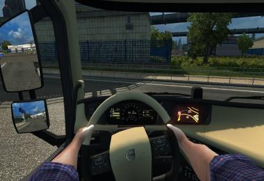 Hands on Steering Wheels for All versions