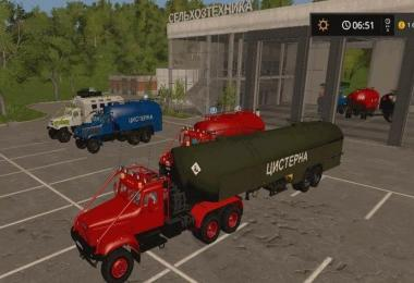 Kraz 255B pack workshop v1.1.1