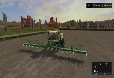 Krone Easy Collect 903D v1.0