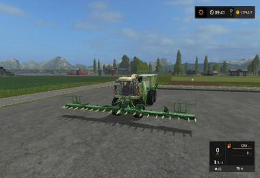 Krone Easy Collect 903D v2.0