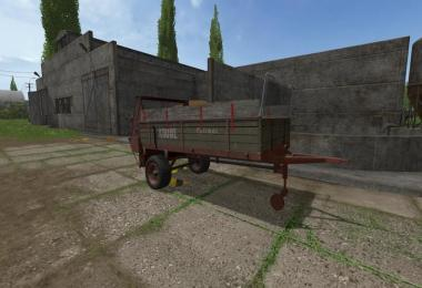 Krone Optimat Miststreuer v1.0.0