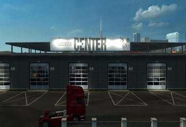 Logistik Center Garage v1.0