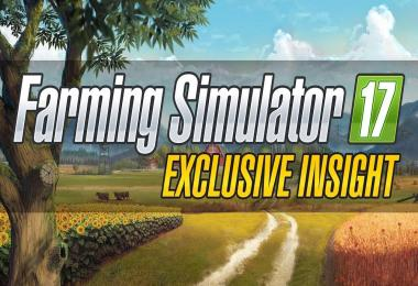 Making Of Farming Simulator 17