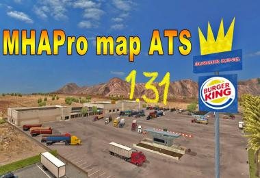 Map MHA Pro for ATS v1.31.x