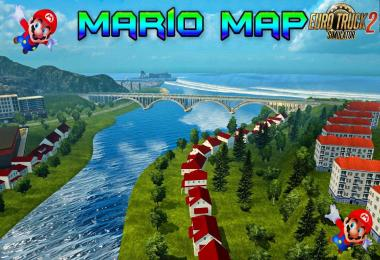 Mario Map v12.7 - Updated in two download files - 1.30.x