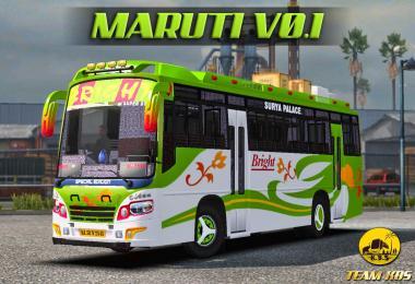 Maruti v1.0 (Ashok Leyland) by TEAM KBS