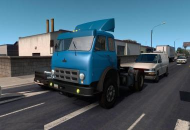 Maz 504/515 for ETS2, ATS 1.30.x