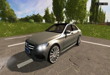 Mercedes Benz C250 AMG v1.0