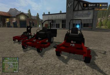 Mower Pack With New Zero Turn v1.0