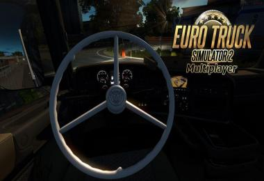 [Multiplayer] Vabis Steering Wheel for all Truck's 1.30/1.31