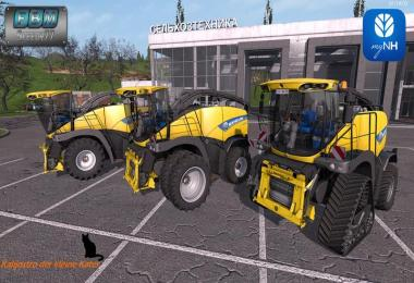 New Holland FR850 Lite v1.0