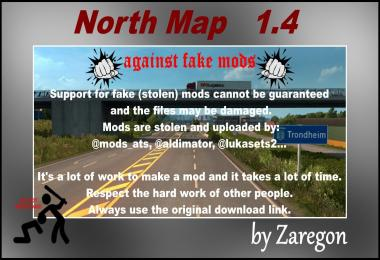 North Map v1.4