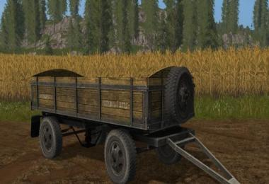 OLD DOMESTIC TRAILER v1.0
