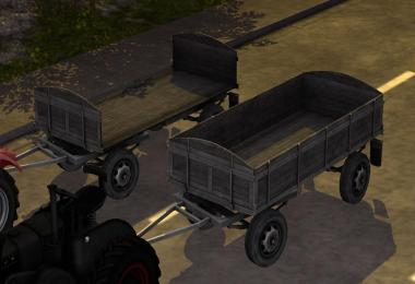 Old Lizard graintrailer v1.0.0.0