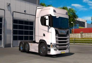 Realistic Truck Sounds by moddy v1.0