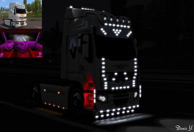 Renault Premium Tir Mod / Paylasim v1.0