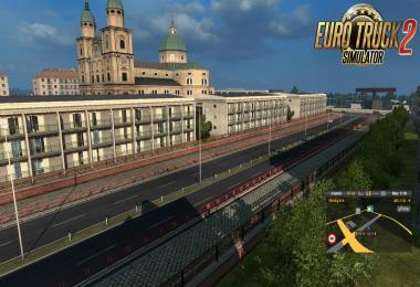 Romania Extended Map v1.3 EV by Arayas 1.30.x