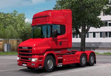 Scania T4 RJL – FIX 1.31