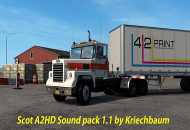 Scot A2HD Sound Pack v1.1