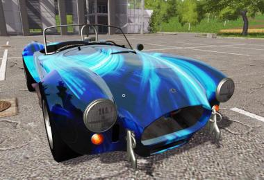 Shelby Cobra seaskin v2.0