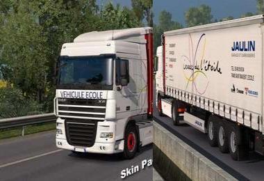 Skin Pack Vehicule Ecole Isaac de l Etoile