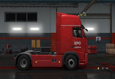 Skin XPO Logistics For ETS2 1.30