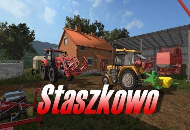 Staszkowo Map v1.0