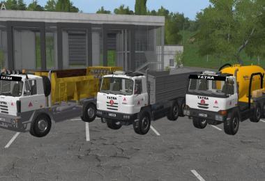 Tatra 815-2, Terrno1 a Facelift Agro Merin