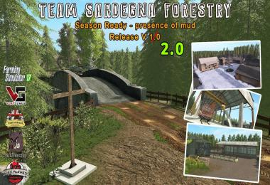 TEAM SARDEGNA FORESTRY - SEASON READY v2.0