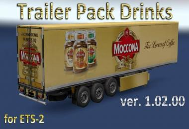Trailer Pack Drinks v1.02.00