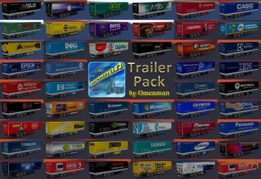 Trailer Pack Electronics v1.03.00