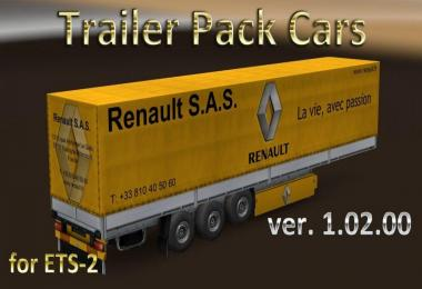 Trailer Package Cars New v1.02.00 [1.30.x]