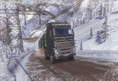 TRUCKERS MAP (VERY HARD MAP) v1.0