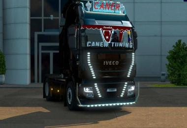 Iveco Modifiyeli Caner Tuning v1.0