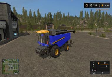 Versatile RT490 Blue v1.0